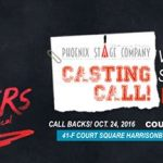 """Phoenix Stage Company Holding Auditions in Virginia for """"Heathers"""" The Musical"""