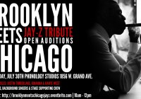Jay-Z tribute concert auditions