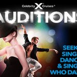 Celebrity Cruises Holding Open Auditions for Singers and Dancers in Sydney & Melbourne Australia