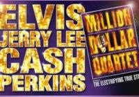 Million Dollar Quartet Nashville and Memphis auditions