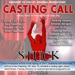 "Theater Auditions for ""Stuck"" in Charlotte, NC"