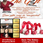 "Auditions in Charlotte, NC for Christmas Musical ""The Gift"""