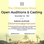 Open Auditions in Chicago for New TV show on CAN TV Network