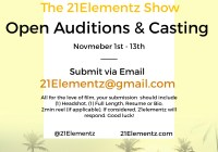Open-auditions
