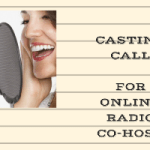 Casting Relationship Radio Show Co-Host