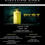 Auditions in Las Vegas for Lead Roles in Horror Film