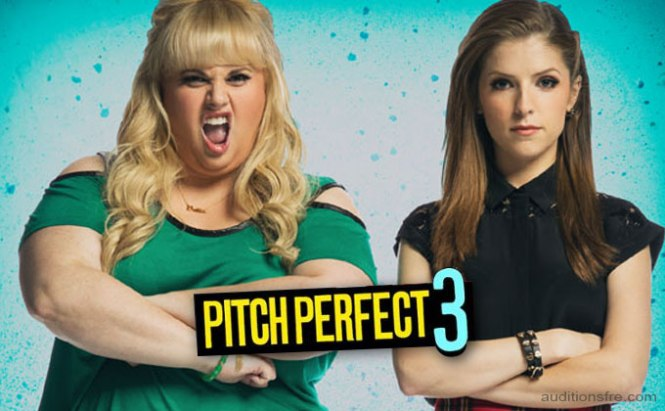 Pitch Perfect 3 casting