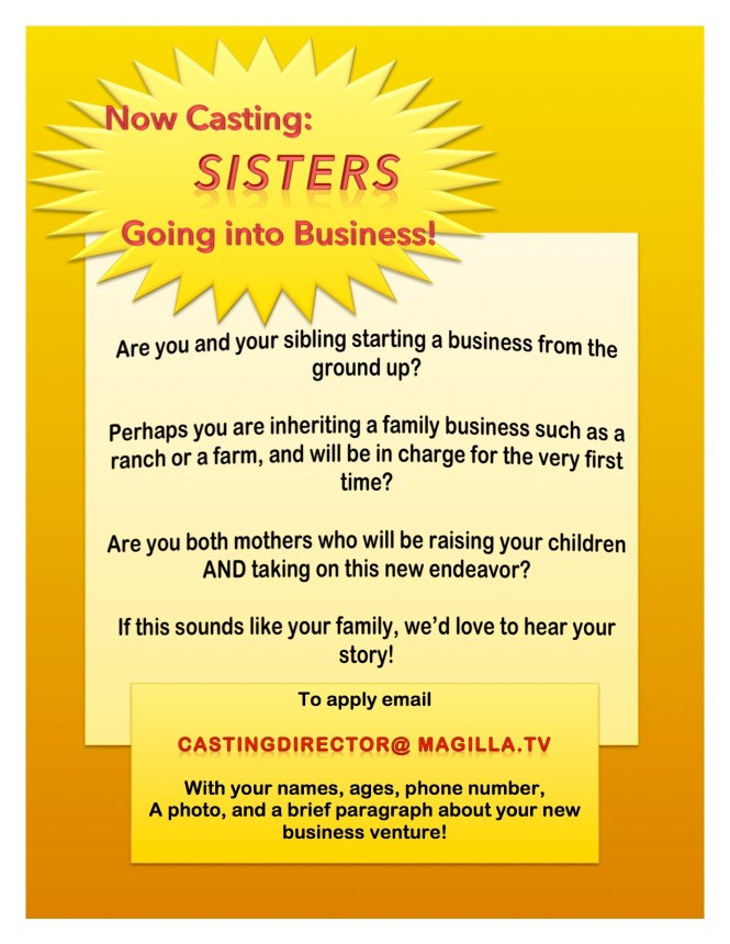 sister business show