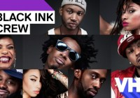 Black Ink Crew cast