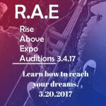 Unity/Rise Above Expo for Young Adults Holding Auditions for Rappers, Singers, Comics and Performers in Chicago