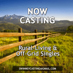 Reality Show Now Casting Rural Singles Looking for Love