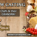 New Major Cable Network Cooking Show Casting Chefs & Their Grandmas Nationwide