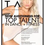 Tracy Anderson Holding Open Auditions in Watermill / Hamptons NY for Dancers