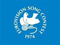Logo des Eurovision Song Contest 1974
