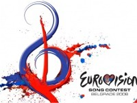 Logo des Eurovision Song Contest 2008 (2. Semi)