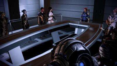 Meetings in space!