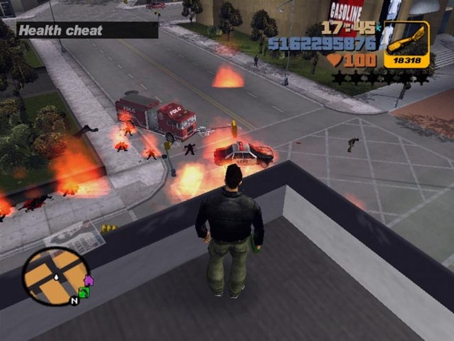 GTA3 Killingspree