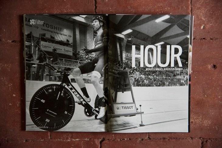Jens Voigt, Hour Record. Issue 35, Peloton Magazine