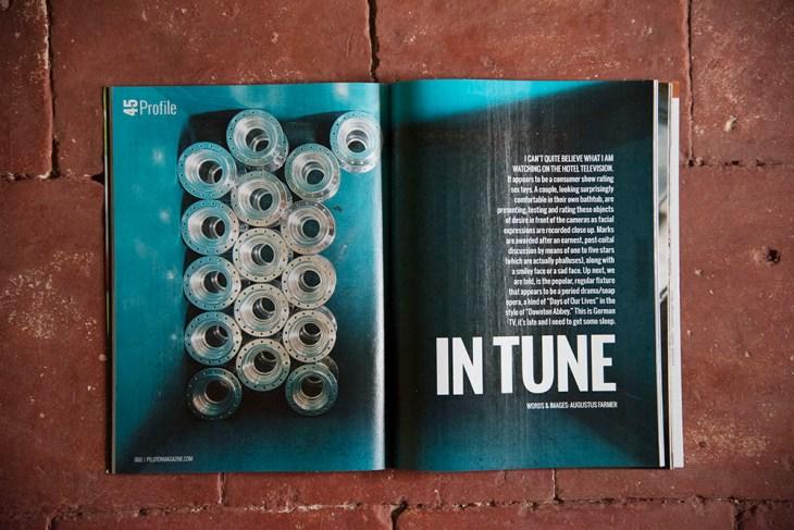 Tune. Issue 45 Peloton Magazine