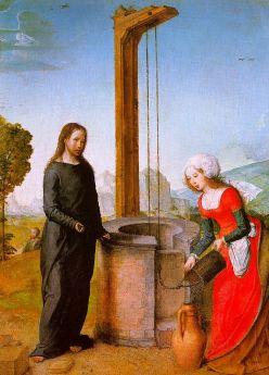 Samaritaine (Jean de Flandres - 1500)