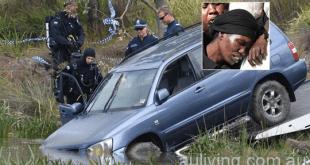 墨爾本1名蘇丹裔女子駕車沖入湖水中,導致車上3名孩子淹死.(網路圖片)