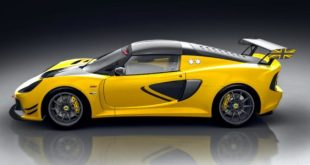 英国老字号跑车品牌Lotus