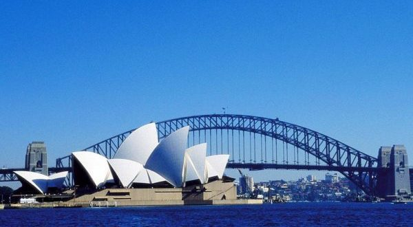 悉尼的浪漫经历
