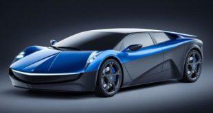 特斯拉新对手——Elextra EV电动跑车