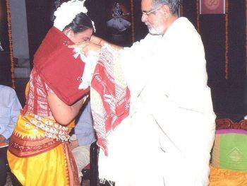 Permalink to: Odissi Nrutya aur Bharatiya Sanskruti