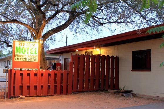 Des parcs l 39 ouest aunomi for Motel pas chere