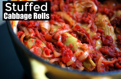 Stuffed Cabbage Rolls | Aunt Bee's Recipes