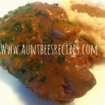 Easy Slow Cooker Cube Steak and Gravy