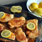 Brown Sugar and Lemon Chicken Breast
