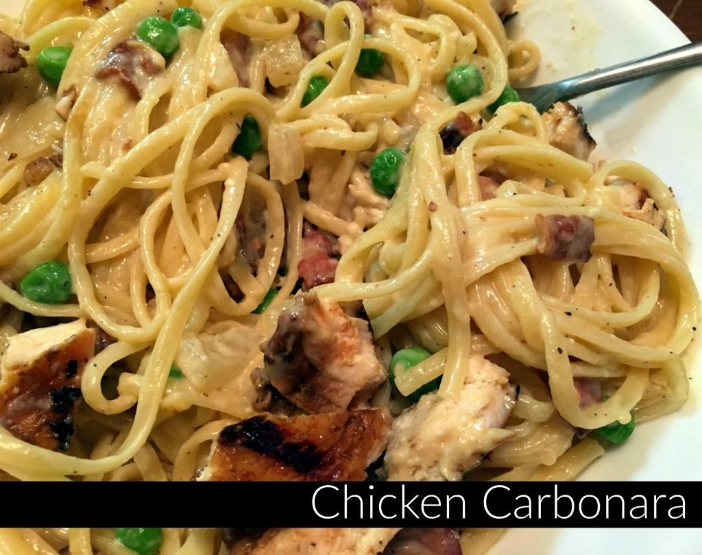 Blackened Chicken Alfredo - Aunt Bee\'s Recipes
