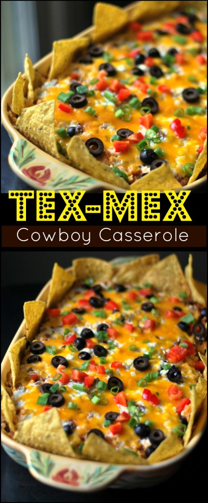 Tex-Mex Cowboy Casserole | Aunt Bee's Recipes