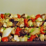 Island Marinated Chicken and Pineapple Kabobs