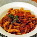 Easy Italian 3 Meat Penne Pasta