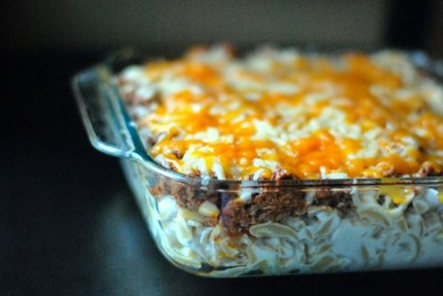 Sour Cream Noodle Bake | Aunt Bee's Recipes