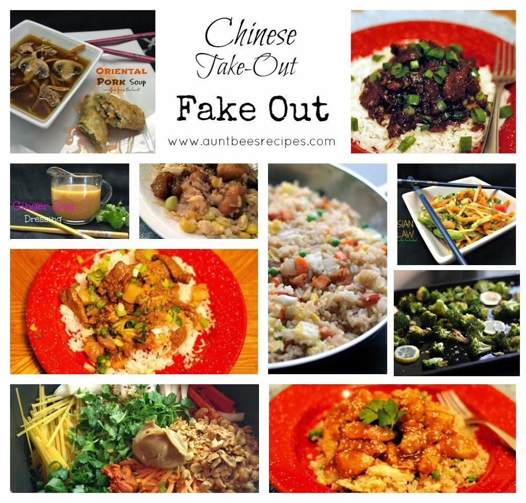 Chinese Take-Out Fake Out