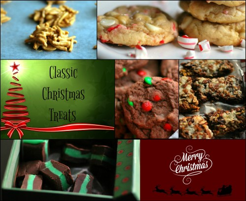 Classic Christmas Treats | Aunt Bee's Recipes