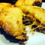 BBQ-Cheddar Stuffed Corn Muffins