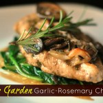 Olive Garden Garlic Rosemary Chicken