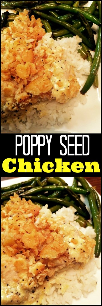 Poppy Seed Chicken | Aunt Bee's Recipes