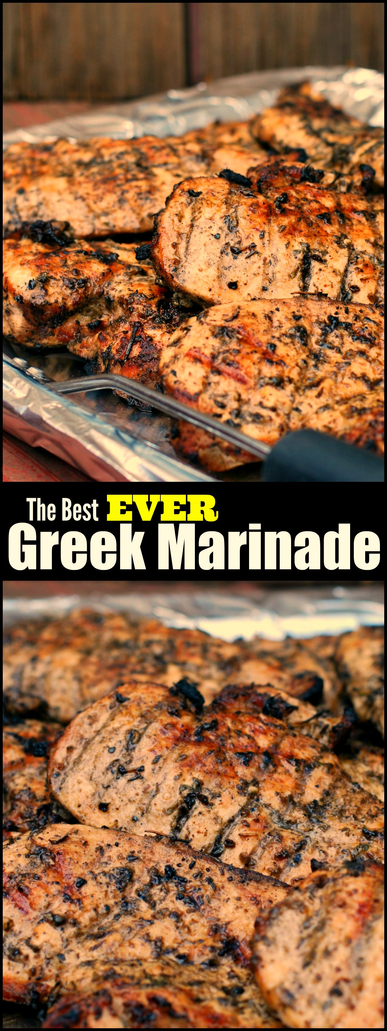 The best greek marinade for chicken steak pork aunt bees recipes the best ever greek marinade aunt bees recipes forumfinder Image collections