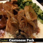 Slow Cooker Cantonese Pork