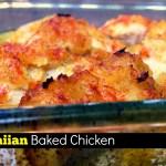 Hawaiian Baked Chicken