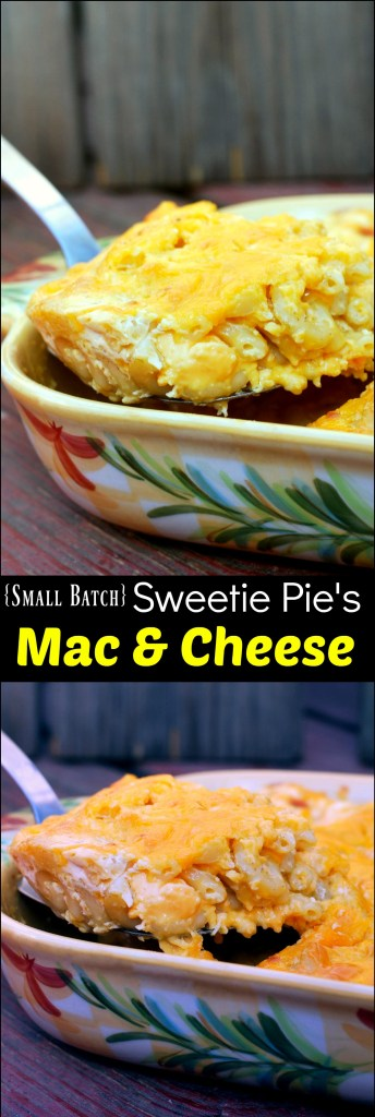 [Small Batch] Sweetie Pie's Mac & Cheese | Aunt Bee's Recipes