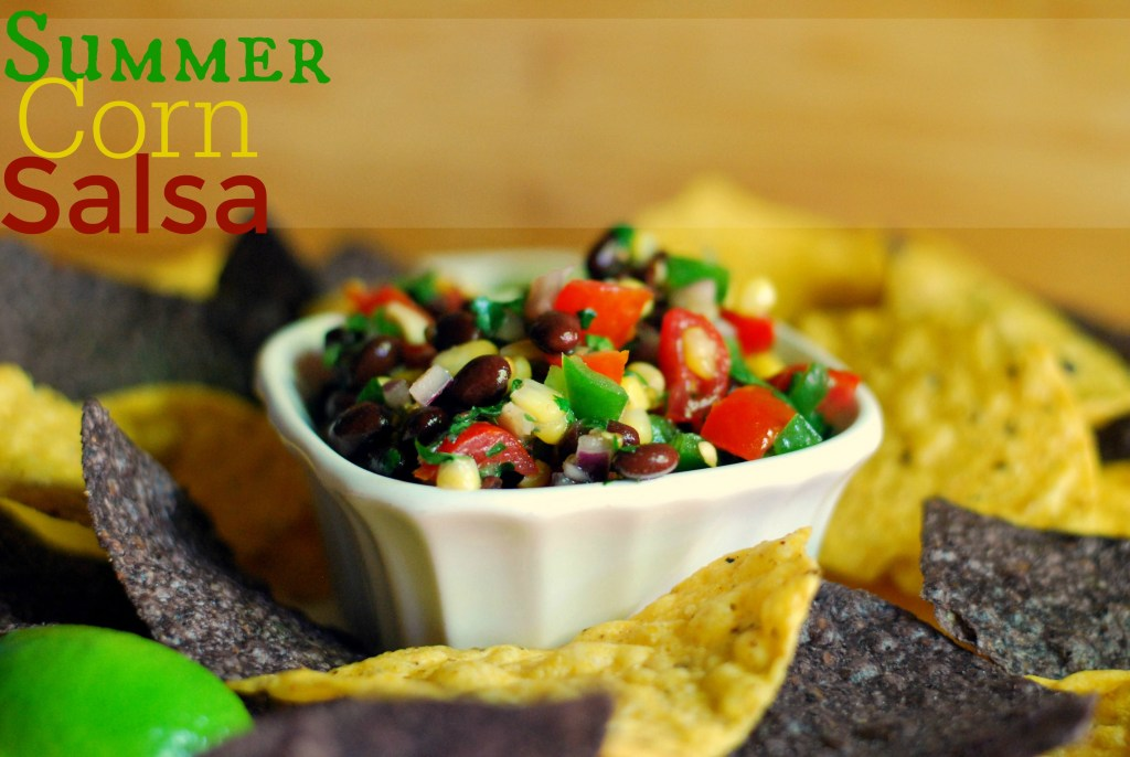 Summer Corn Salsa | Aunt Bee's Recipes