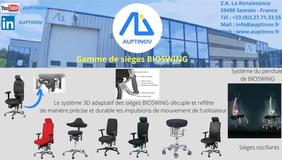 News siège Bioswing