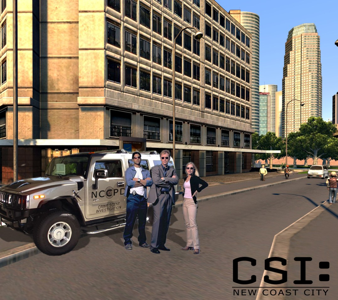 Cities XL New Coast City csi ncc